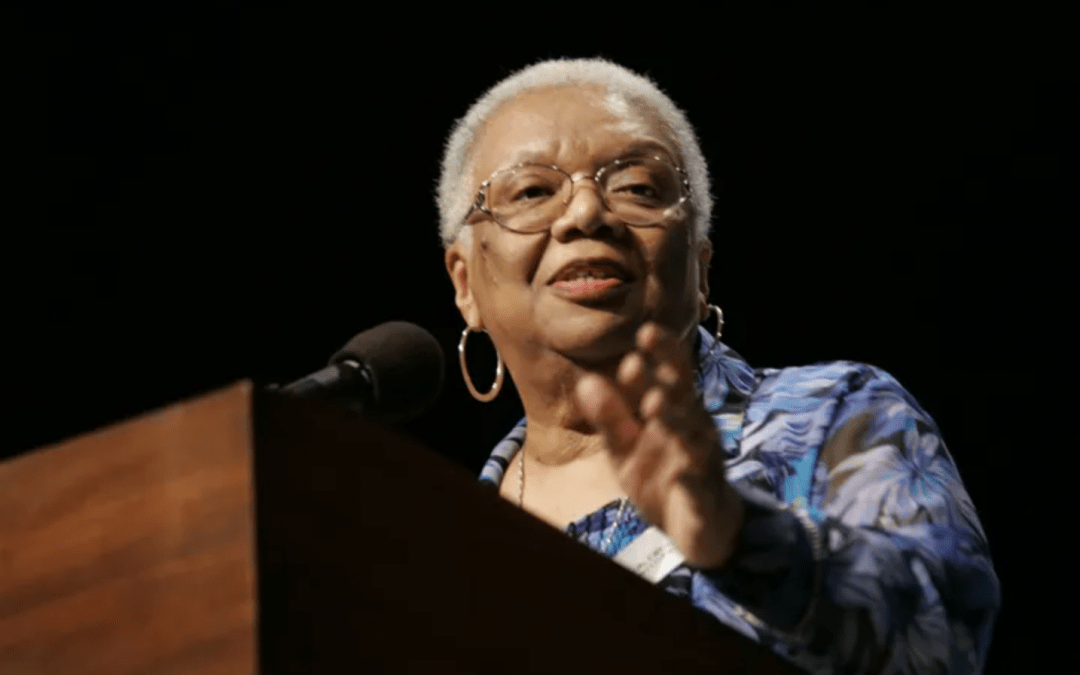 Poem: Bouquet by Lucille Clifton