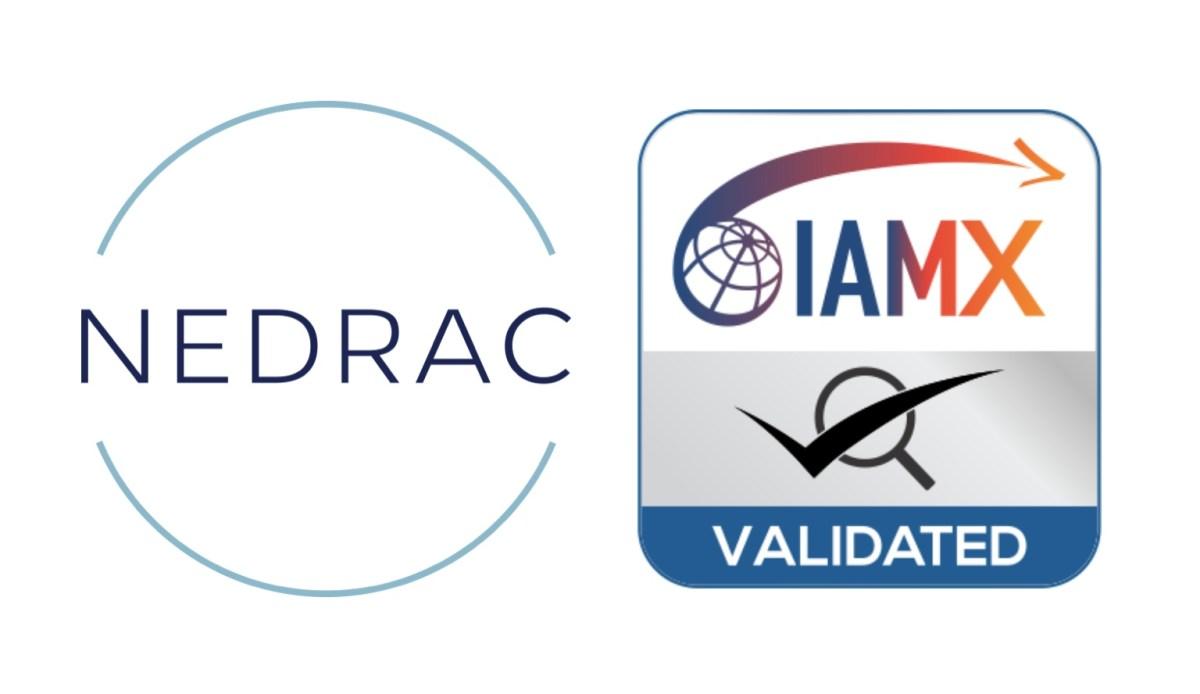 NEDRAC IAMX Validated