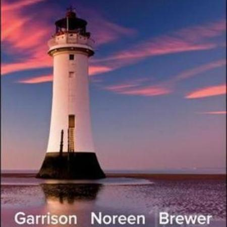SOLUTIONS MANUAL FOR MANAGERIAL ACCOUNTING 16TH EDITION GARRISON