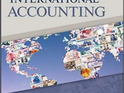 International Accounting 3rd edition book solution