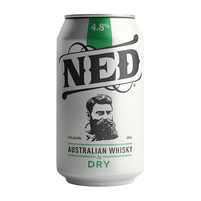 NED Whisky Can Dry