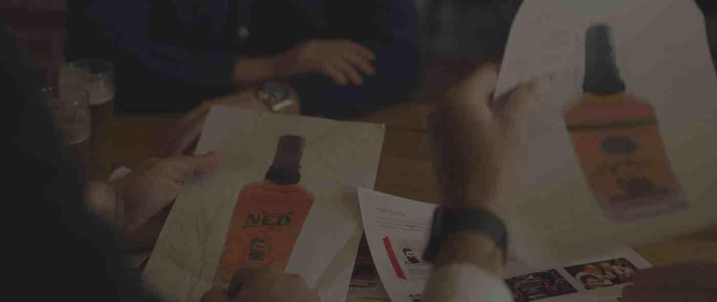 NED Australian Whisky Story Banner