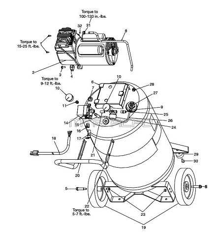 Jun Air Compressor Wiring Diagram