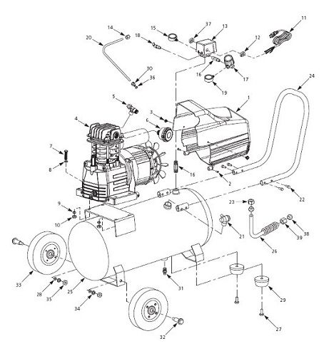 HL551600- Need An Owners Manual