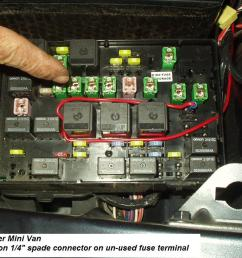 fuse box 2007 chrysler town and country wiring diagram details 2007 chrysler town and country fuse box location [ 1024 x 768 Pixel ]