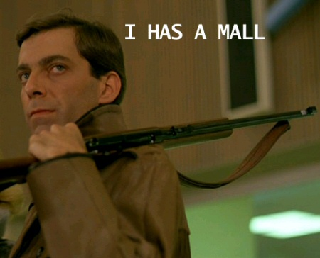 I has a mall