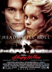 Sleepy Hollow movie poster