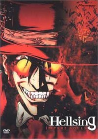 Hellsing, Vol. 1 DVD
