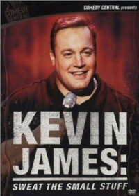Kevin James: Sweat the Small Stuff DVD