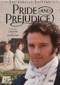 Pride and Prejudice 1996 DVD