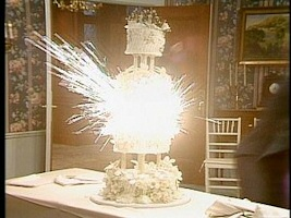 daytimes greatest weddings exploding cake
