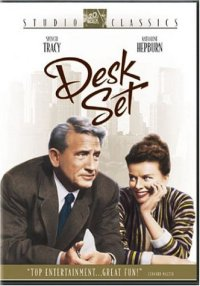 Desk Set DVD
