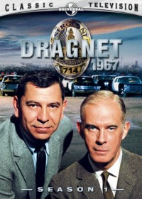 Dragnet 1967: Season 1 DVD