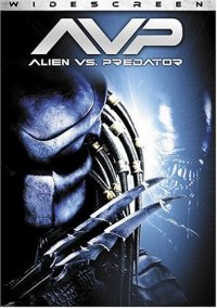 Aliens vs. Predator DVD cover art