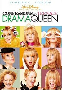 Confessions of a Teenage Drama Queen DVD