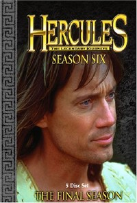 Hercules: The Legendary Journeys Season 6 DVD