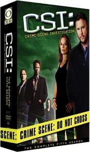 CSI Season 5 DVD