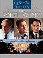 West Wing Season 6 DVD