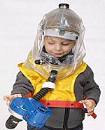 Kid Hazmat Suit
