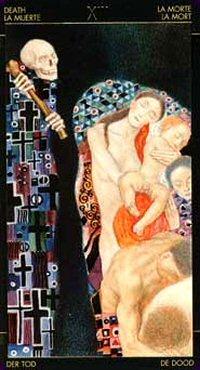 Klimt: Tarot