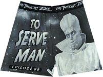 Twilight Zone: To Serve Man boxers