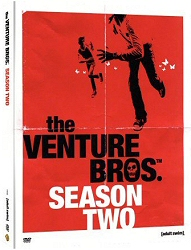 Venture Bros. Season 2 DVD