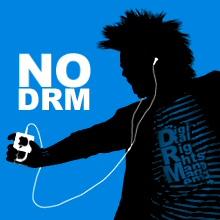 No DRM