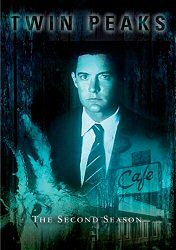 Twin Peaks: The Second Season DVD