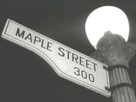Monsters are Due on Maple Street: Twilight Zone