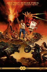 Aqua Teen Hunger Force Movie DVD