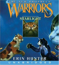 Warriors: The New Prophecy, Vol. 4: Starlight cover art