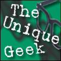 The Unique Geek logo