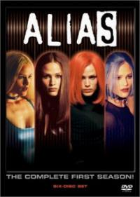 Alias: Season 1 Cover art