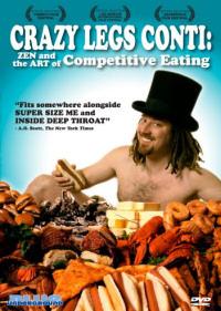 Crazy Legs Conti DVD cover art
