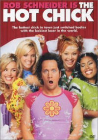 Hot Chick DVD cover art