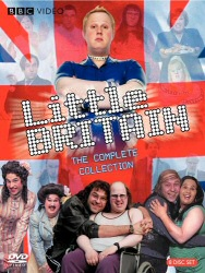 Little Britain Complete Collection DVD cover art