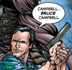 My Name is Bruce Campbell