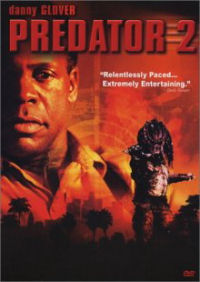 Predator 2 DVD cover art