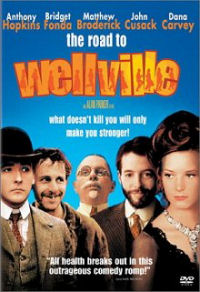 Road to Wellville DVD cover art