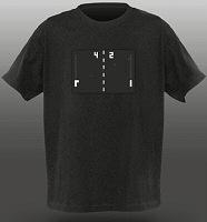 Animated Pong Shirt