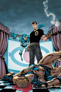 Booster Gold #6 cover art