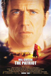 The Patriot movie poster art