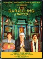 Darjeeling Limited DVD Cover Art