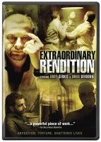 Extraordinary Rendition DVD Cover Art