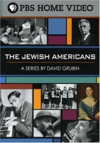The Jewish Americans Series by David Grubin on PBS DVD Cover Art