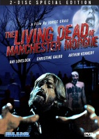 The Living Dead at Manchester Morgue DVD Cover Art