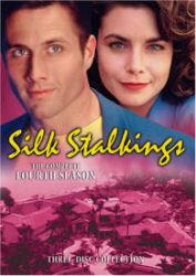 Silk Stalkings Season 4 DVD box art