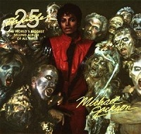 Thriller: 25th Anniversary Edition CD/DVD cover art