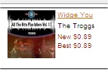 """""""Widge You"""" by The Troggs"""