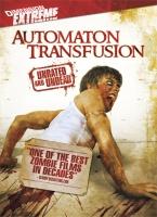 Automaton Transfusion DVD cover art